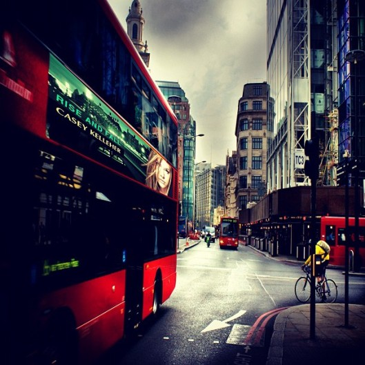 Rise and Fall - London